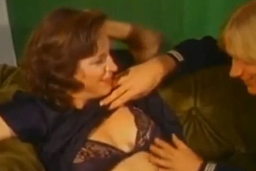 Vintage big natural tits
