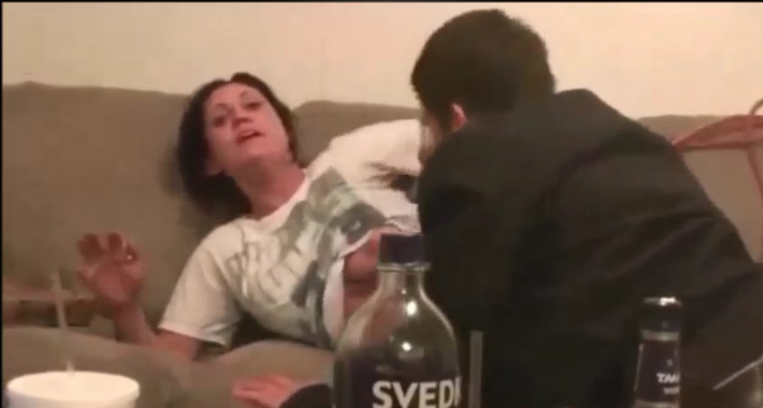 Mom Breastfeeding a 17 Year Old  son