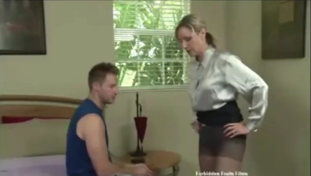 Tired mother needs a hard fucked